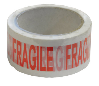 Fragile / breekbaar tape Y011AS