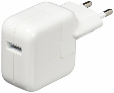 Apple 12W USB orginele power adapter / lader MD836ZM